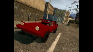 Lancia Stratos Test Drive