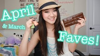 April Favorites 2014! Thumbnail