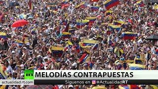 ¿Apoyo o pretexto?: debaten si EE.UU. oculta algo al ayudar a Venezuela