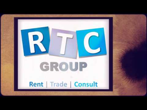 RTC group used construction equipment - Trade - presentation