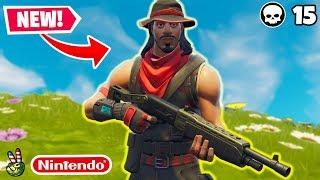 Fortnite Nintendo Switch! (DESPACITO EDITION)