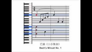 新版教学视频 - Hao Staff Piano Notation Explained (2012 Edition)