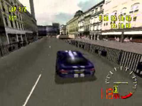 Test Drive 5 (Playstation 1) Gameplay pSX - YouTube