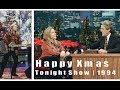 watch he video of Happy Xmas War Is Over +  interview | Melissa Etheridge on The Tonight Show | 12-20-1994