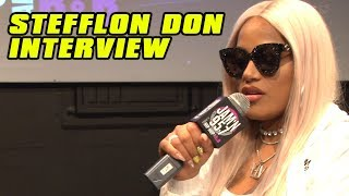 Stefflon Don Reveals Her Thoughts On Aliens, Favorite Food, Mew Music [EXCLUSIVE]