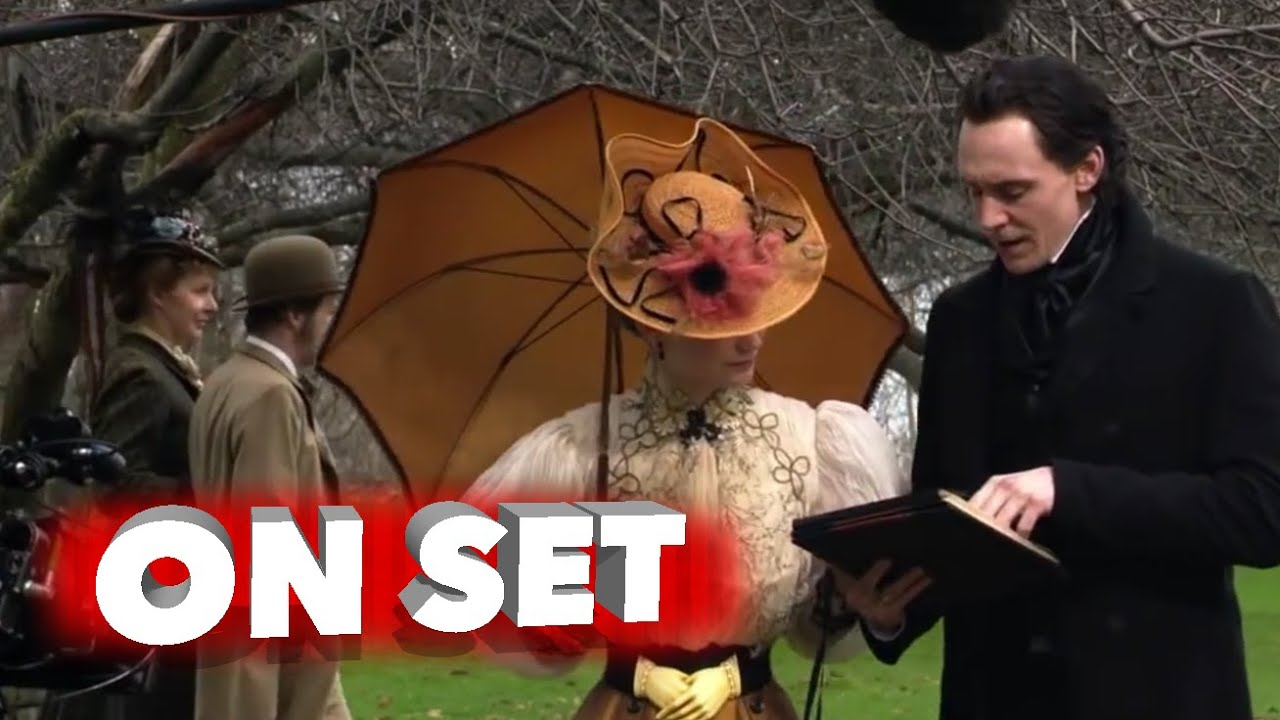 画像: Crimson Peak: Exclusive Behind the Scenes Movie Featurette with Broll youtu.be