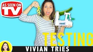 Veggetti Pro Review | Testing As Seen On Tv Products