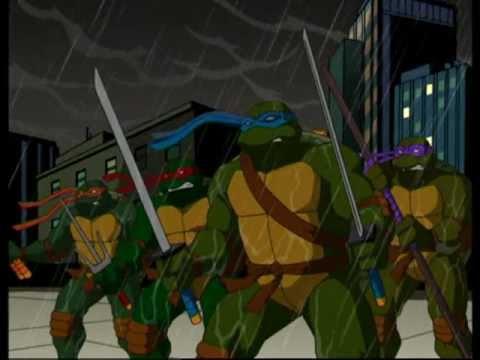 Tmnt 2k3 s01e11 hu 1 2 youtube - Tortue ninja 2003 ...