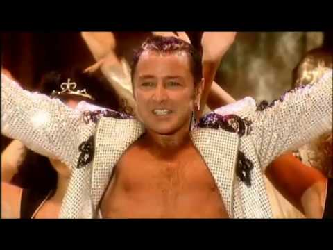 Michael Flatley Dances VICTORY (FULL) in Feet of Flames Budapest: