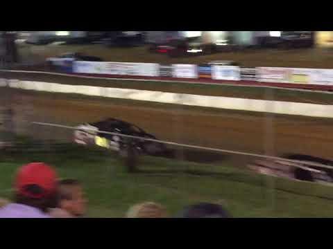 Fayetteville  Motor Speedway Dirt Open Wheel Modified 2/3 10-13-18
