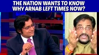 Arnab Goswami Vs Atul Anjan | NATION WANTS TO KNOW