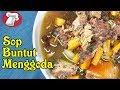 Resep dan Cara Membuat Sop Buntut Mudah Istimewa ● Resep Masakan Indonesia ● Resep Tiyan
