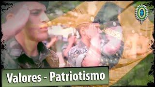 Valores - Patriotismo