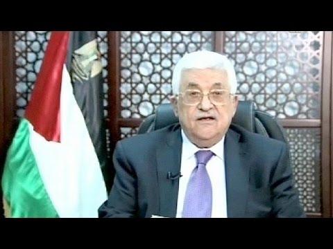 Abbas slams Israel as deadly violence continues