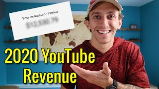 How Much I Made On YouTube | 2020 YouTube Revenue Revealed