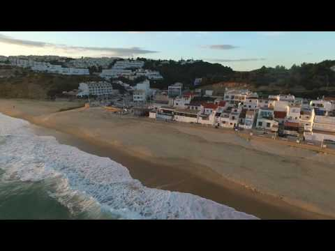 A Drone's Eye View Of Salema