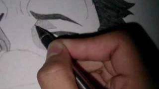 how to draw zabuza