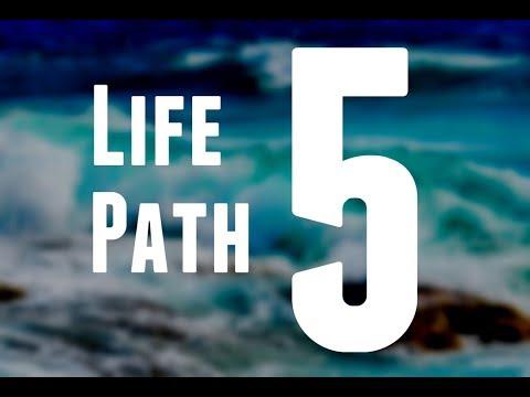 numerology- -life-path-5
