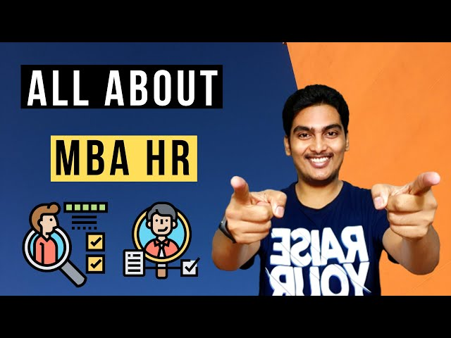 💡How is MBA in Human Resource Management? Job Roles, Certifications, Career Path
