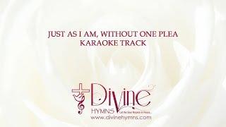 Just As I Am Song Karaoke With Lyrics