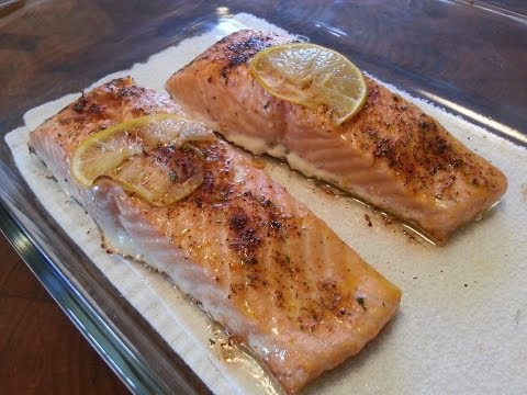 Make Fresh Baked Salmon Pictures
