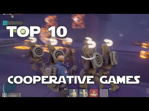 Top 10 - Cooperative PC Games (Captain's Pick)