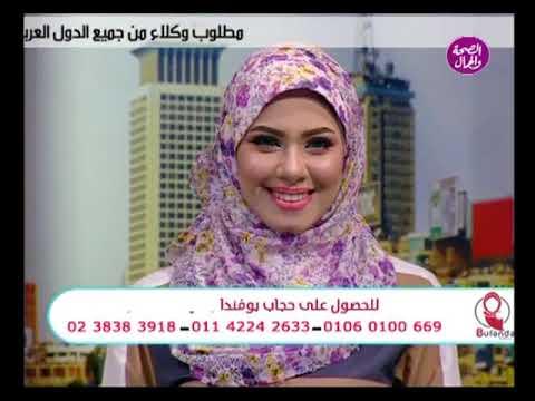 لأول مره في مصر والعالم .. حجاب بدون دبابيس .. الطرحة السهلة 01142242633