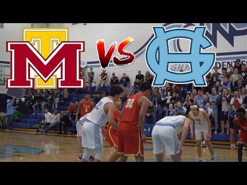 Mt Tahoma vs Gig Harbor Boys Basketball Playoffs (2/15/2020)