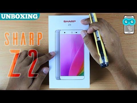 Asyik, Sharp pun Resmi Menjual Smartphone RAM 4GB-nya di Indonesia - Unboxing Sharp Z2
