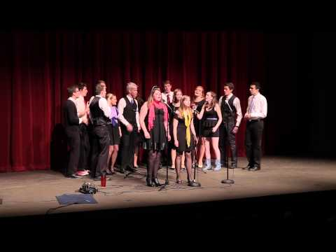 The Cleftomaniacs - Black Horse and the Cherry Tree (KT Tunstall) - W&M A Capella Showcase 2015