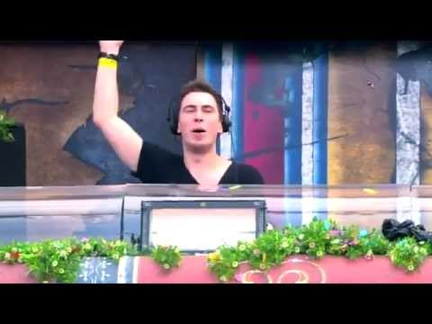 Hardwell Call Me a Spaceman (Tomorrowland...