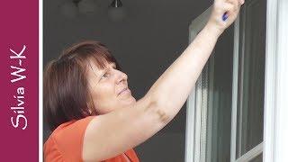 Fenster putzen / Reinigen ohne Chemie