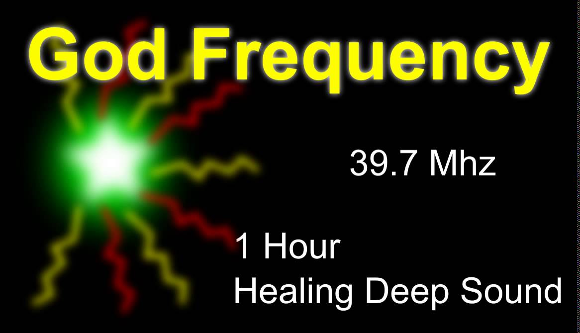 God Frequency: 1 Hour of healing frequency sound!