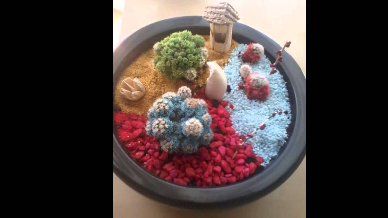 plant cactus decoration fycade youtube. Black Bedroom Furniture Sets. Home Design Ideas