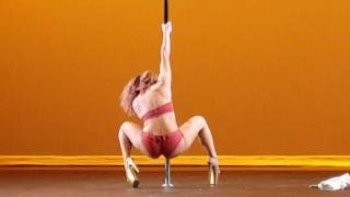 Makayla's WINNING Pole performance at 2017 Pole Sport Competition
