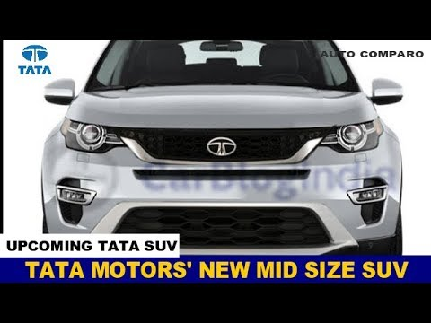 UPCOMING ! TATA MOTORS TO LAUNCH NEW MID SIZE SUV   OFFICIAL STATEMENT
