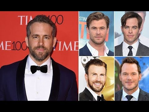 Which Chris is hottest, according to Ryan Reynolds