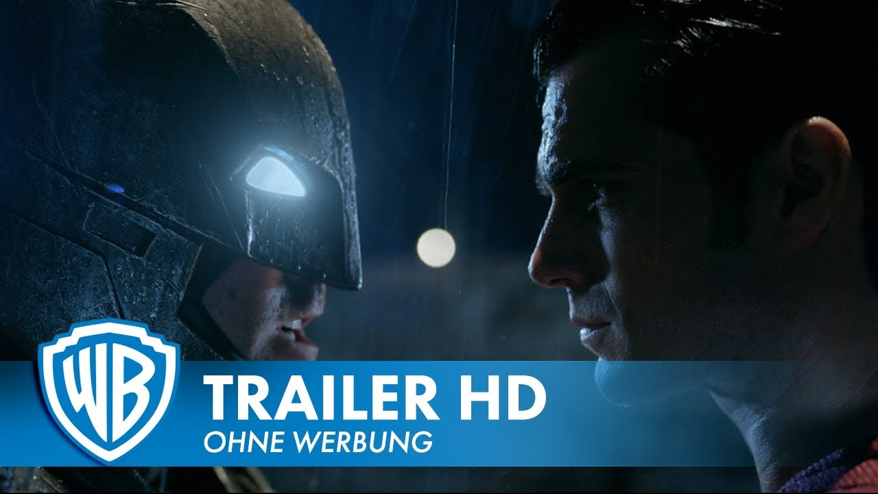 Batman v Superman Dawn of Justice Trailer YouTube