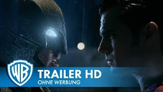 BATMAN V SUPERMAN: DAWN OF JUSTICE – Comic Con Trailer Deutsch HD German Untertitel