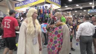 Yucko The Clown At SDCC