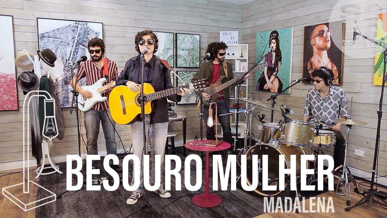 Besouro Mulher - Madalena | Sala de Estar