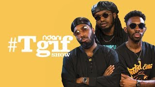 DRB on the NdaniTGIFShow