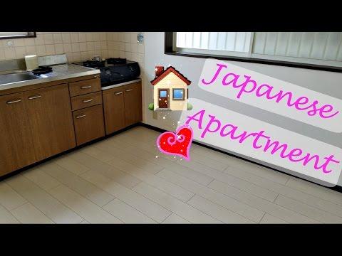 $450 a Month Japanese Apartment Tour