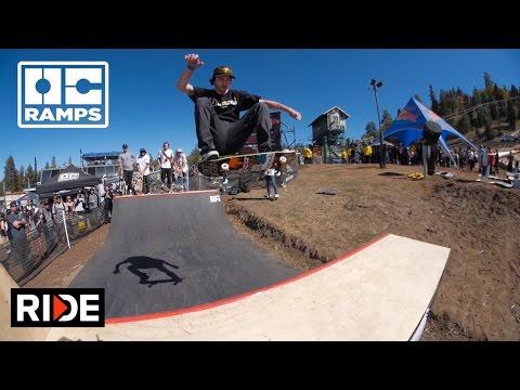 Taylor Bingaman, Chase Webb & More  - HDHR Mini Ramp 2016