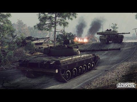 Armored Warfare : Нагни Снуйка