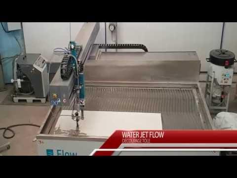 Gim Waterjet Flow mach 2