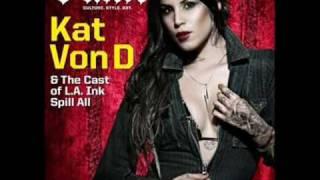 Kat von D - the best tattoo artist