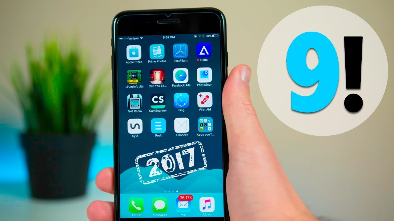 best apps for iphone top 9 best iphone apps of 2017 that you ll actually use 1688