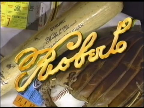 Roberto Clemente: A Video Tribute