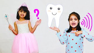 Ashu and Cutie Play Tooth Fairy Tale @Katy Cutie Show